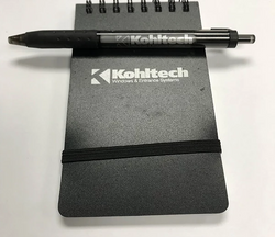 Pens and Notepads