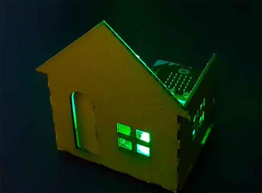 BBC Micro:Bit Smart House