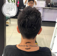儿童男士短发