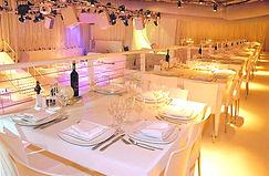 עיצוב אולמות לחתונות ואירועים