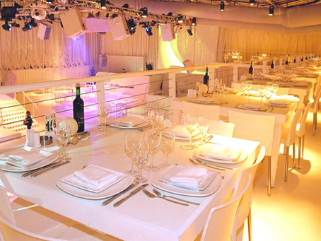 Creating the atmosphere: The Importance of Wedding Lighting