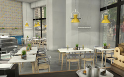 Leon Naturally Fastfood Retaildesign