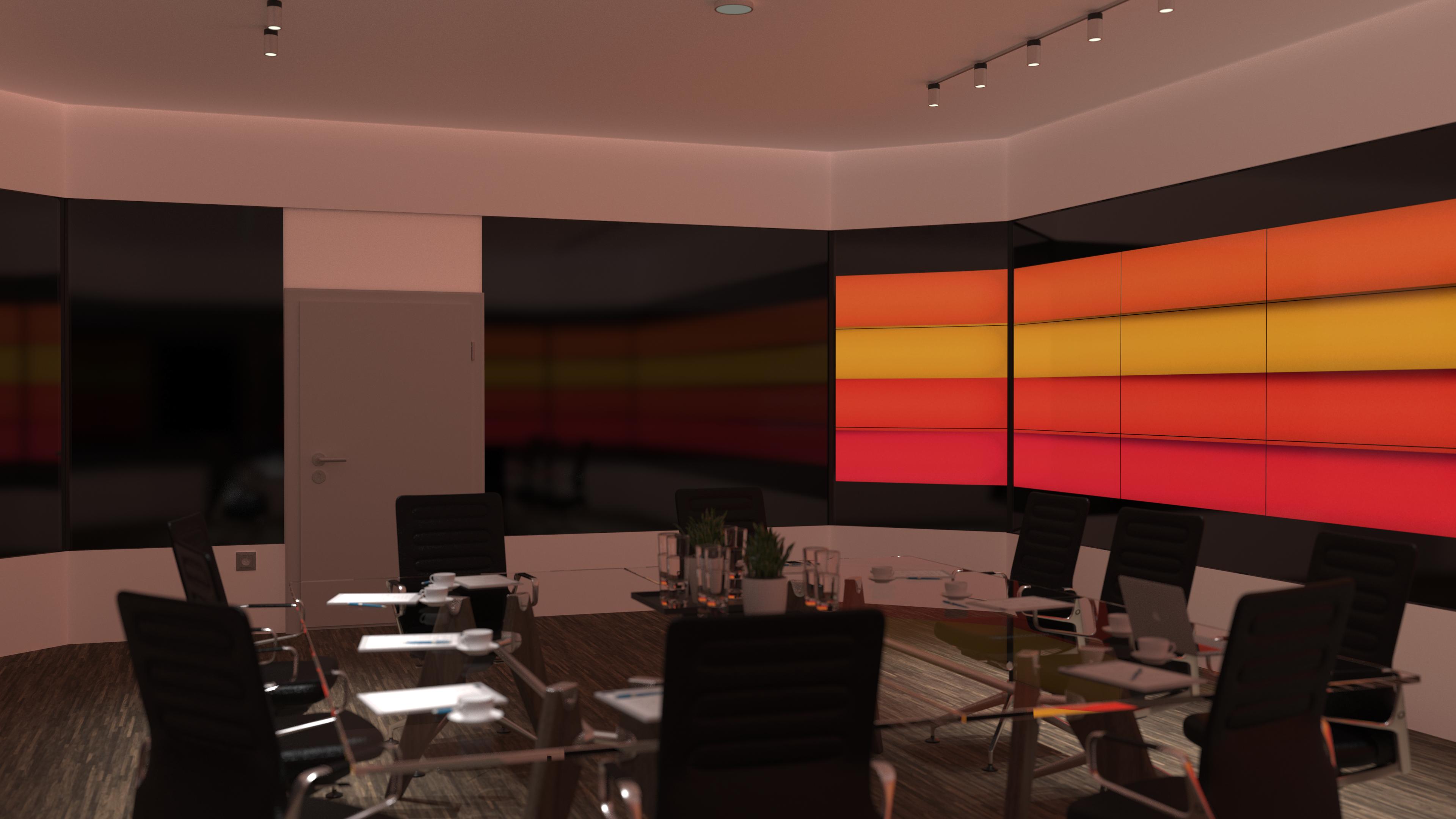 Konferenzraum Immersive Raeume VR
