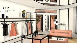 Chanel Retaildesign Pop Up Store