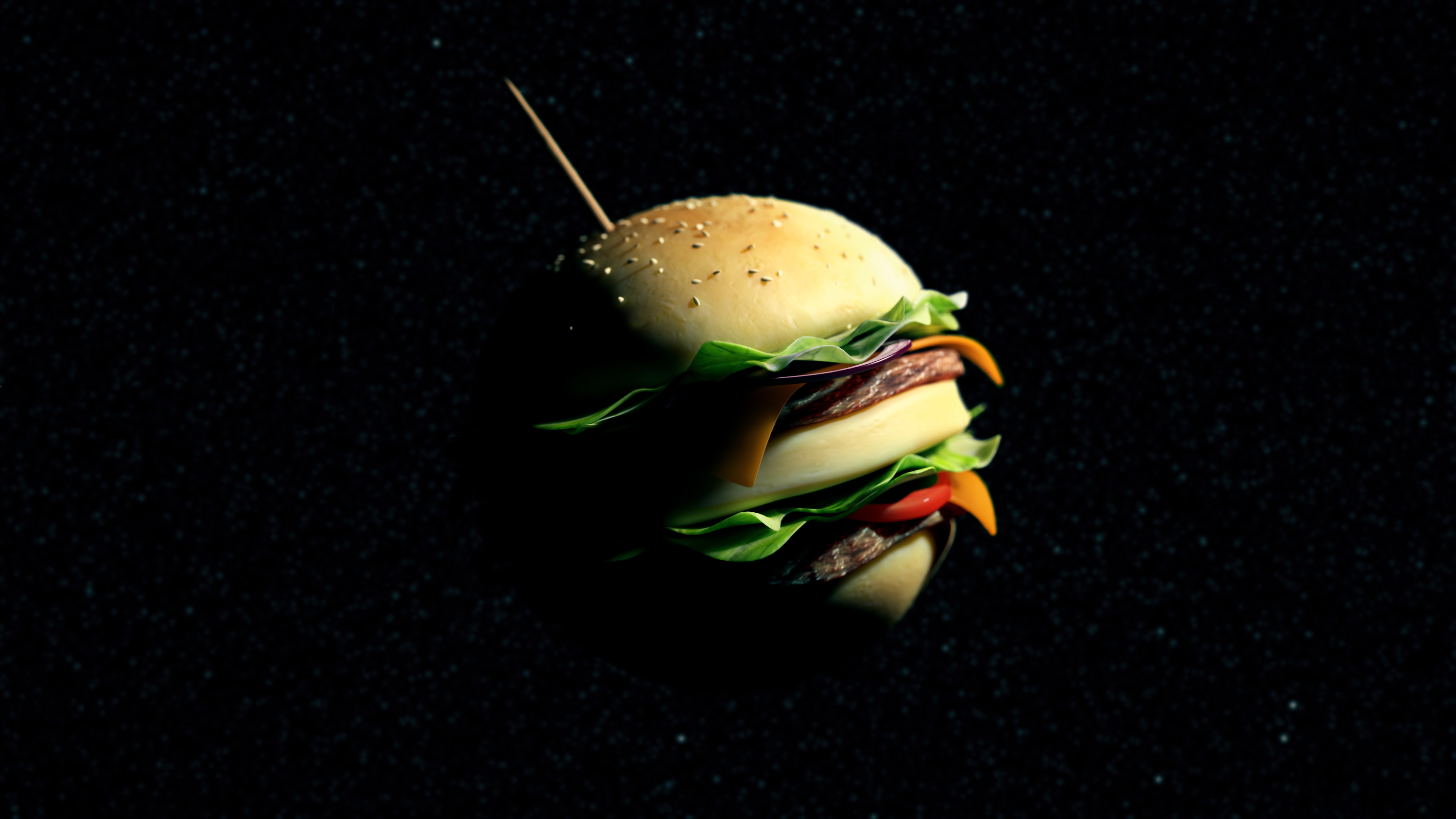 FoodPlanets Burger
