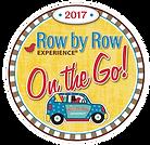 Row by Row on the Go - 2017