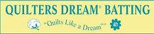 Quilter's Dream Batting Logo