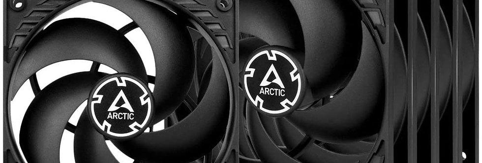 Arctic Cooling P12 PWM PST 120mm Case Fans, 5-Pack, Black
