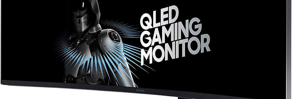 Samsung C49HG90 49in Curved HDR Gaming LED LCD w/ FreeSync 2, HAS
