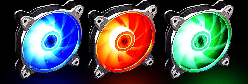 Lian li Boralite 120mm Fans 3 Pack - Silver