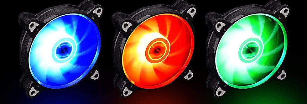 Lian li Boralite 120mm Fans 3 Pack - Black