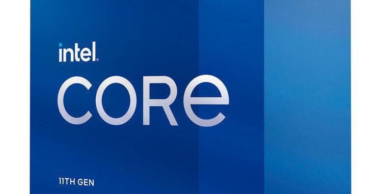 Intel Core™ i7-11700 Processor, 2.5GHz w/ 8 Cores / 16 Threads