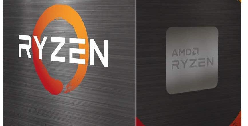 AMD Ryzen™ 7 5800X Processor, 3.8GHz w/ 8 Cores / 16 Threads