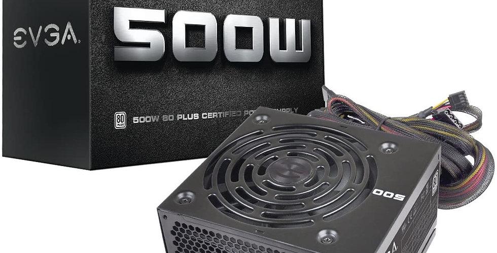 EVGA 500W 80+ Power Supply