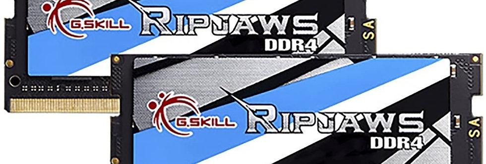 G. Skill Ripjaws Series 16GB PC4-21300 DDR4-2666 SO-DIMM RAM Kit (2X 8GB)