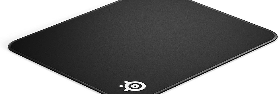 SteelSeries QcK Gaming Surface - Large Stitched Edge Cloth - Extra Durable - Opt