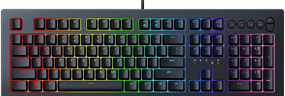 Razer Cynosa V2 Gaming Keyboard: Customizable Chroma RGB Lighting -