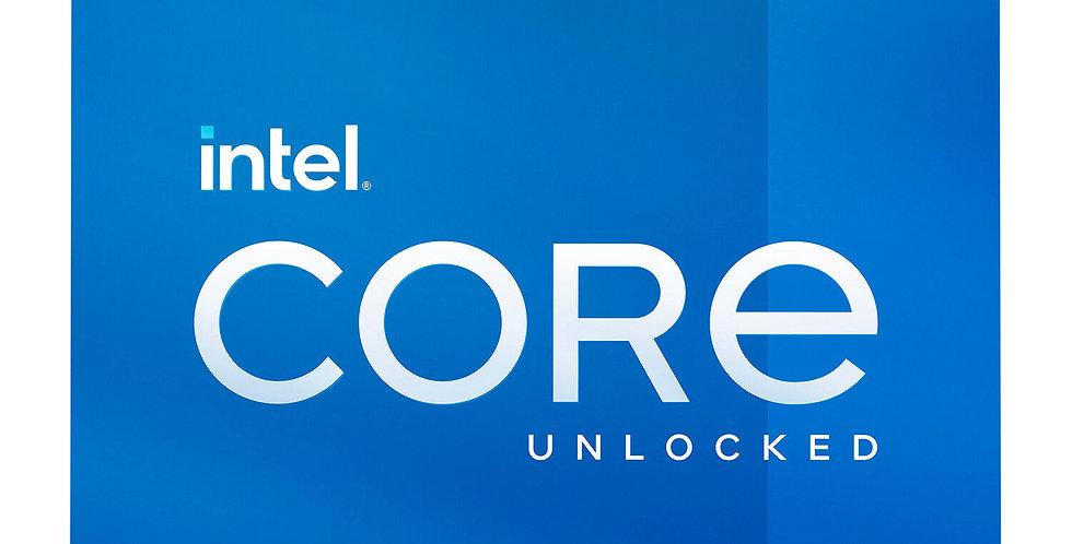 Intel Core™ i5-11600K Processor, 3.9GHz w/ 6 Cores / 12 Threads