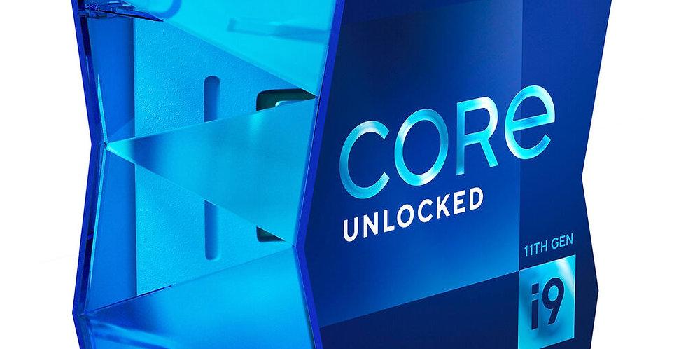 Intel Core™ i9-11900K Processor, 3.5GHz w/ 8 Cores / 16 Threads
