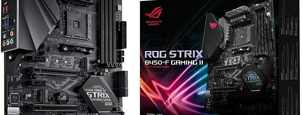Asus ROG STRIX B450-F GAMING II w/ DDR4-2666, 7.1 Audio, Gigabit LAN, 3-Way
