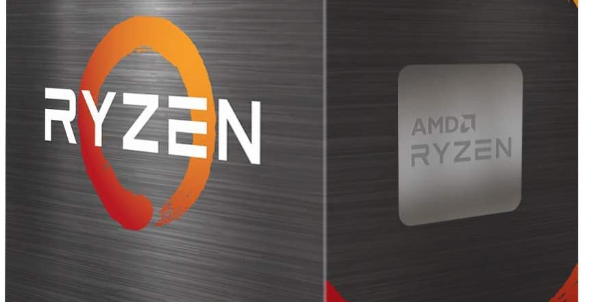 AMD Ryzen 5 5600X 6-core, 12-thread unlocked desktop processor with Wraith Steal