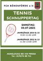 Tennis Schnuppertag für Kinder