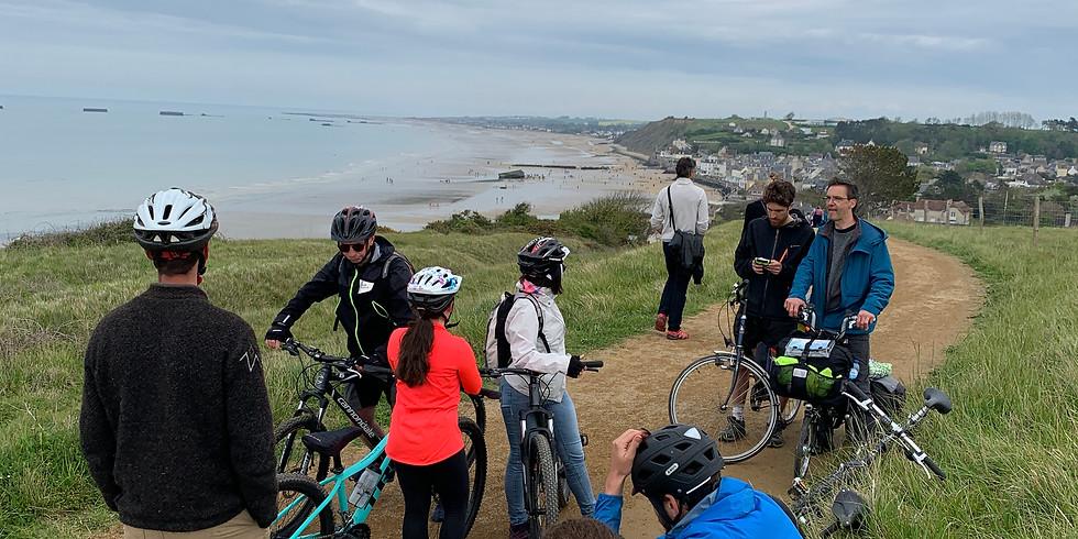 Micro-aventure vélo en famille