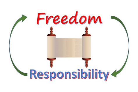 Freedom and Responsibility in Jewish Tradition