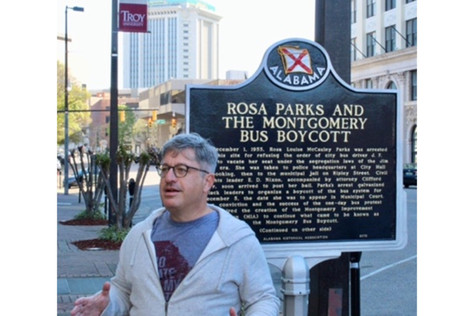 Jews and Blacks in the Civil Rights Era and Now: Midrash and Fact with Billy Planer