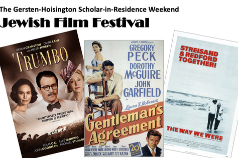 Scholar-in-Residence 2021: Pre-weekend Film Discussion