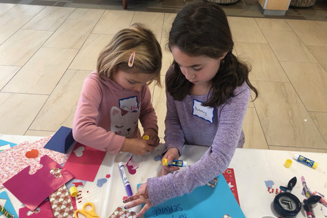 JCRC's BIJAN Immigrant Family Spring Holiday Challenge