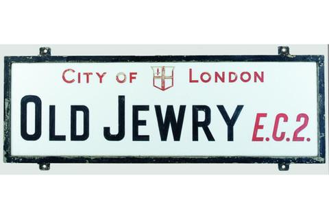 Jewish London: A Three-Part Virtual Adventure
