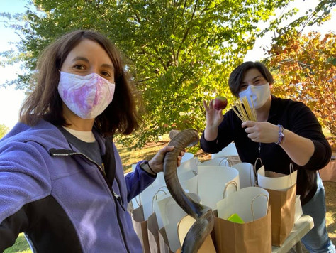 Rosh Hashanah in the Woods, Part 2