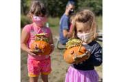 Sukkot Pumpkin Hike