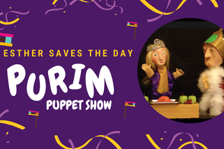 Esther Saves the Day Puppet Show