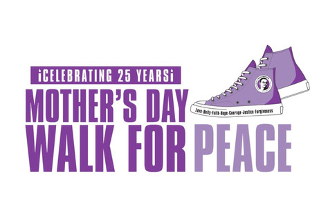 Louis D. Brown Peace Institute's 25th Annual Mother's Day Walk for Peace