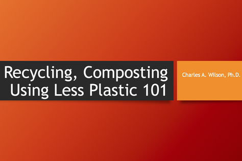 TBS EAC Presents: A Workshop on Composting and Recycling with Charles Wilson