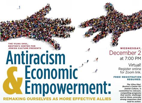 Antiracism and Economic Empowerment