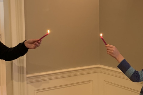 Community Candle Pass