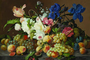 Floral Painting through the Ages