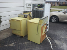 Schott Services provide appliance removal in Indianaplis area.