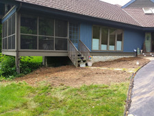 landscape removal, landscape demolition, landscape tear out, pond removal, ivy removal, retaining wall tear out, concrete demolition, paver patio removal, brush removal, lot clearing, fence removal, hot tub removal, shed removal, gazebo removal