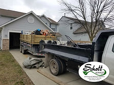 Schott Services provides furniture removal, junk removal, hauling services, trash removal, furniture disposal, clutter removal.