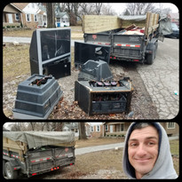 Schott Services provides rear projection TV removal, computer monitor removal, electronics pickup.