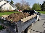Schott Services provides dirt removal services, landscape removal, yard debris removal.