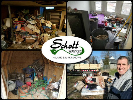 Quick and easy junk removal, serving Indianapolis and surrounding areas!