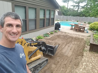 Dirt Removal Services, haul away dirt, landscape removal, landscape excvation, Schott Services, dirt removal Indianapolis, dirt removal near me, junk removal, dirt hauling, excvating soil, mulch removal, rock removal, material spreading