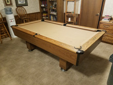 Schott Services provides pool table removal in Indianapolis and surrounding areas.