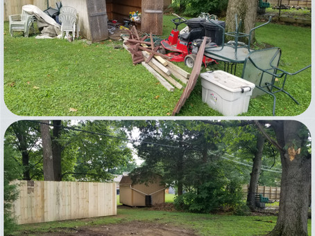 Junk and Shed Removal for Indianapolis Resident!