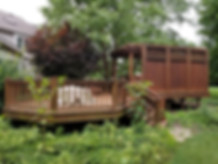 Schott Services provides deck removal, deck demolition, deck hauling, junk removal, trash removal, how to remove a deck, deck removal near me. Carmel, Fishers, Zionsville, Brownsburg, Avon, Plainfield, Greenwood, Beech Grove, Southport, Cumberland